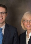 Senior Mortgage Consultant Pamela Catts and Bradley Stevenson